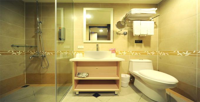 台北万事达旅店 (西门店)房间室内图、外观图