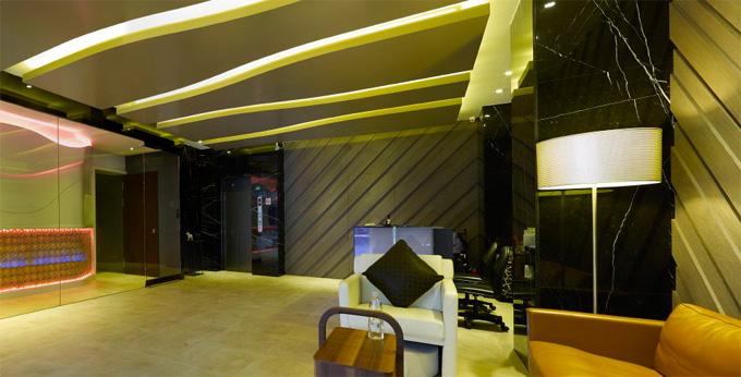 台北俞美精品饭店房间室内图、外观图
