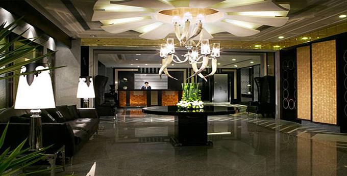 台北伸适商旅房间室内图、外观图