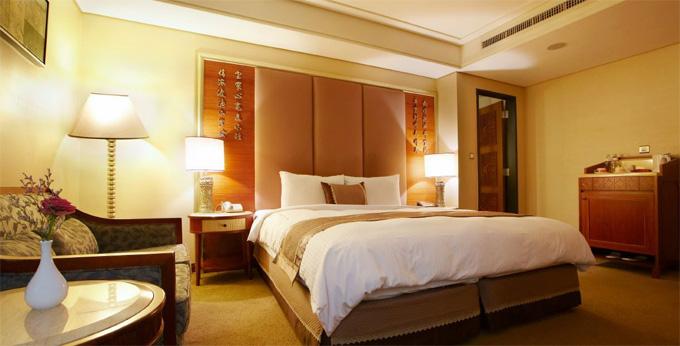 台北宣美精品饭店房间室内图、外观图