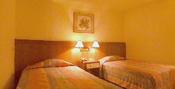 台北帝后大饭店房间室内图、外观图