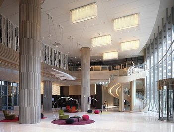诺富特华航桃园机场饭店图片相册