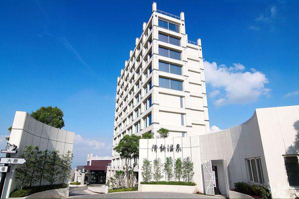 清新温泉度假饭店图片相册