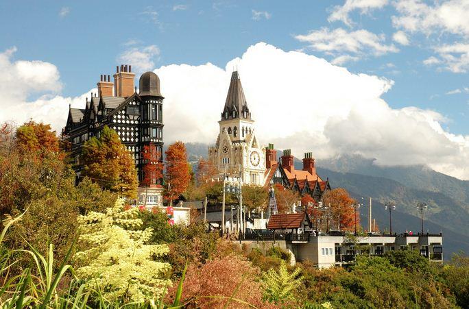 香格里拉音乐城堡图片相册
