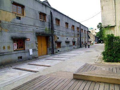 台北华山1914创意文化园区